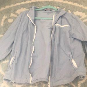 blue gray john galt jacket